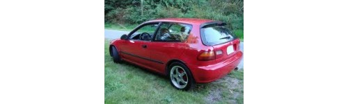 HONDA CIVIC 2D/3D 92-95